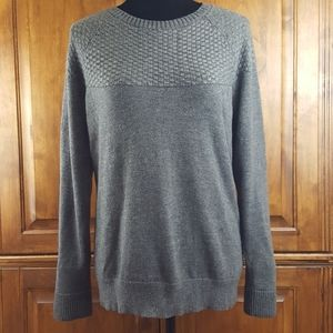 Talbots Lambswool Blend Knit Sweater Sz M